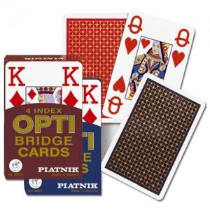 karty piatnik 1402 brydzowe